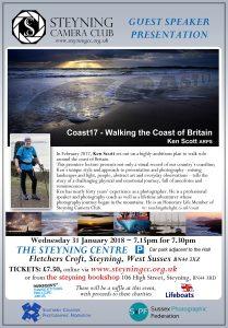 Coast17 Publivity Poster